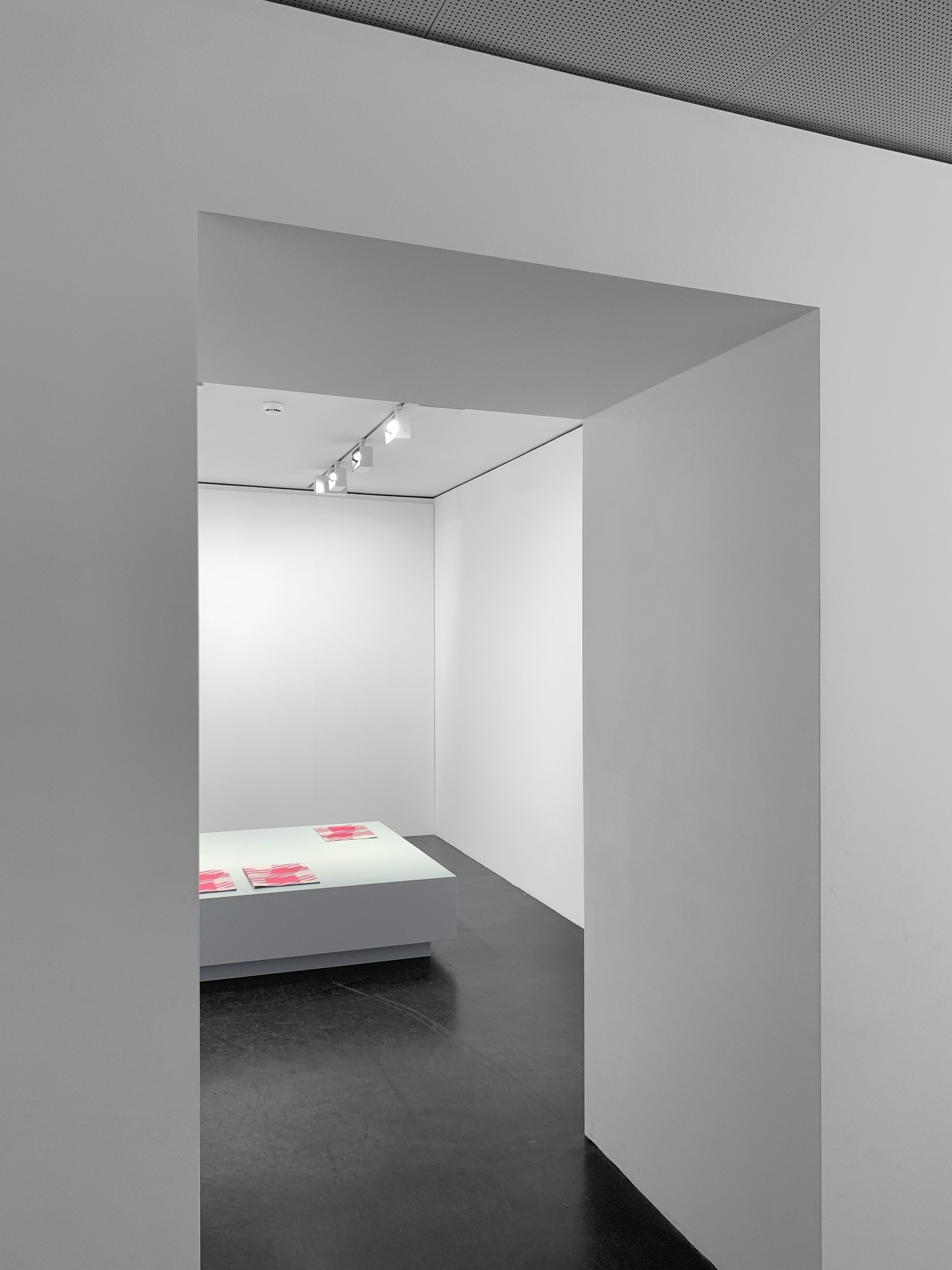 An Image, Installation view coalmine